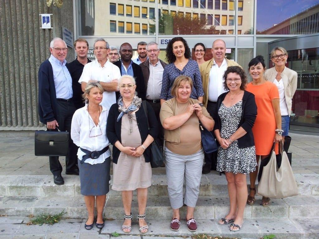 Rentrée enseignants Nantes