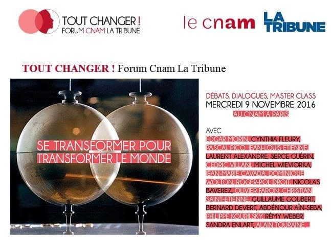 Forum CNAM - La Tribune
