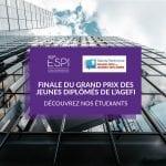 MARSEILLE   Découvrez nos 5 étudiants qualifiés pour la finale du « Grand Prix des Jeunes Diplômés » de l'AGEFI !
