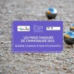 PARIS   Des étudiants invités à participer aux Pieds Tanqués de l'Immobilier