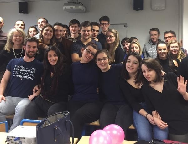 L'université de VIVES en Belgique rend visite à l'ESPI !