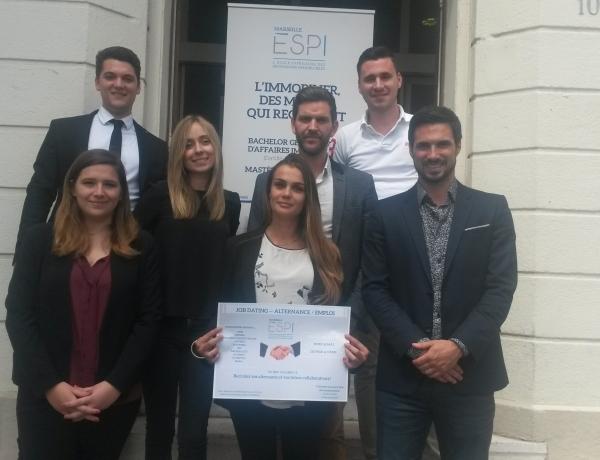 Forum emploi spécial » Alternance et 1er emploi» du campus de Marseille !