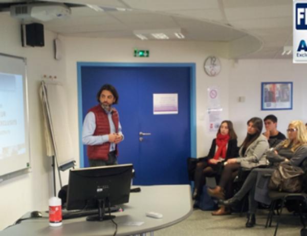 Campus Nantes: Conférence « Le Fichier AMEPI » Frank MERLET, Responsable Régional AMEPI