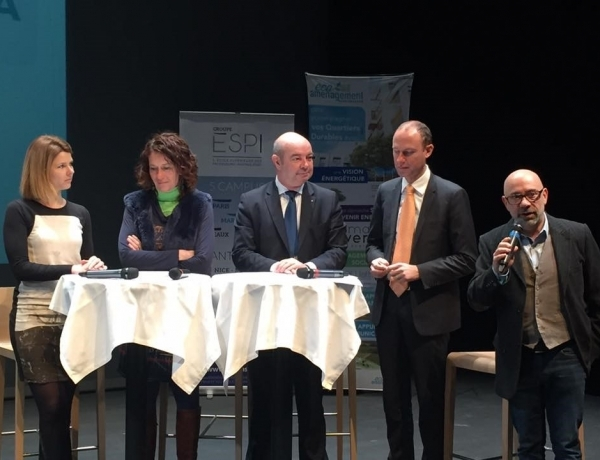 L'ESPI Marseille présente aux Assises de la Transition Énergétique !