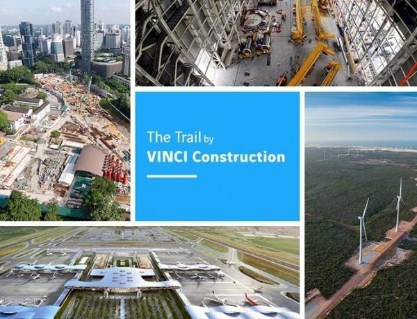 Challenge étudiants : The Trail by Vinci Construction !