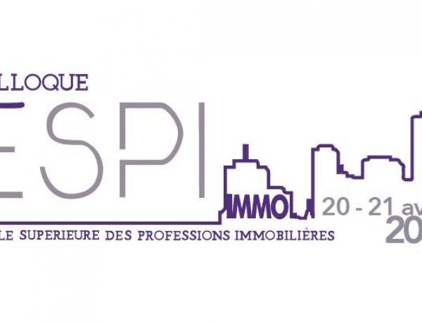 Participez à la 2ème édition du colloque international du groupe ESPI !