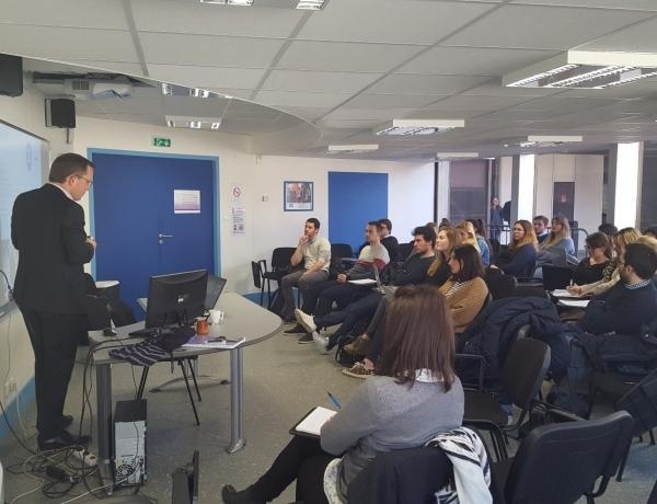 Conférences sur les métiers de l'ASSET et de la construction à Marseille et Nantes !