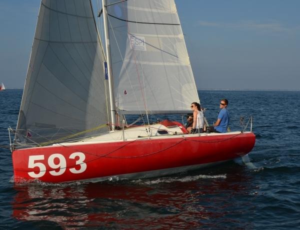 Découvrez le projet d'Oscar DELHUMEAU, ESPIEN et skipper