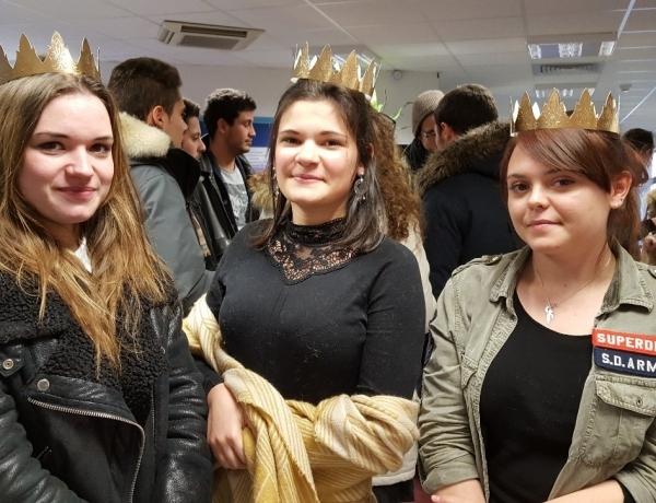 De nouveaux rois et reines à l'ESPI Nantes !
