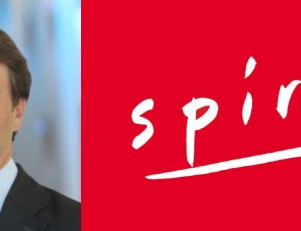 Hervé GASCHIGNARD, promotion 2007, nommé Responsable de Programmes chez Spirit !
