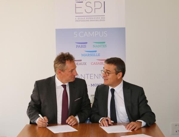Groupe ORALIA : nouveau partenaire de l'ESPI !