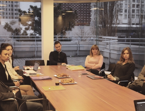 Lancement de l'école de vente ORPI par l'ESPI !