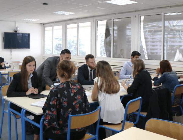 PARIS : JOB DATING SPÉCIAL ALTERNANCE & 1ER EMPLOI 2018