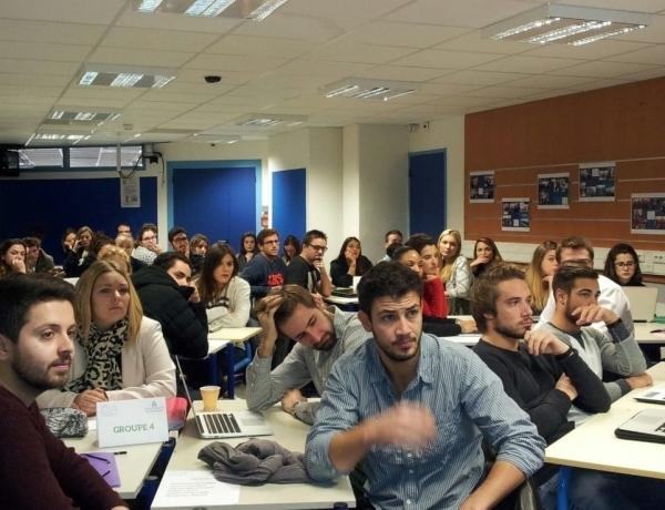 1ère journée professionnelle 2016  pour les campus Paris et Nantes !