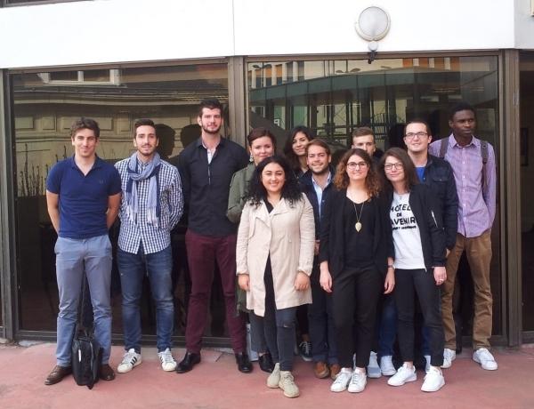 Campus de Nantes : les Mastères 2 MAPI et MAI font leur rentrée !