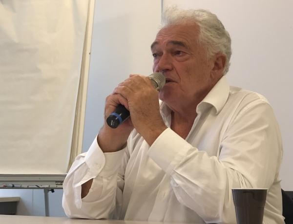 PARIS : à la rencontre de Marc PIETRI, PDG de Constructa !
