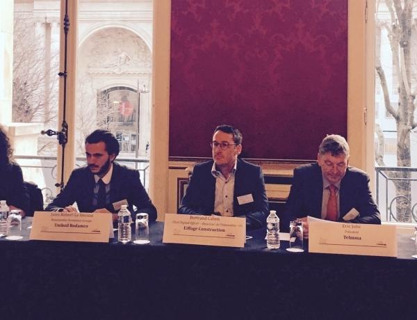 PARIS : conférence sur la digitalisation des métiers de l'immobilier !