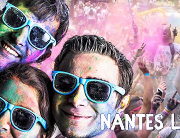 NANTES : participe et éclate-toi à la course Color Me Rad 2017 !
