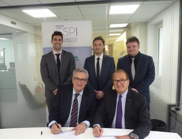 L'ESPI signe un partenariat avec NAFILYAN & PARTNERS !