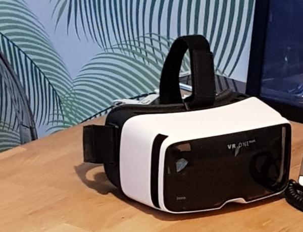 NANTES: les bachelors testent la réalité virtuelle !