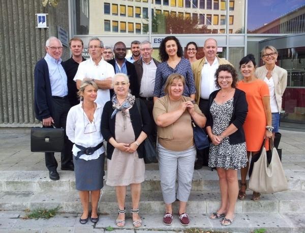 Rentrée Pédagogique des enseignants – Campus de Nantes