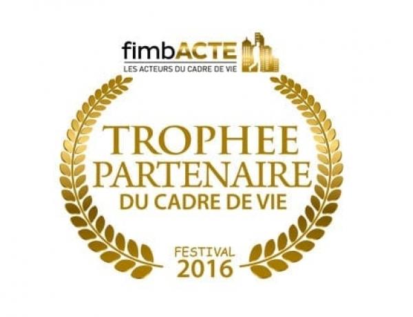 FimbACTE : les Trophées du Cadre de Vie 2016 !