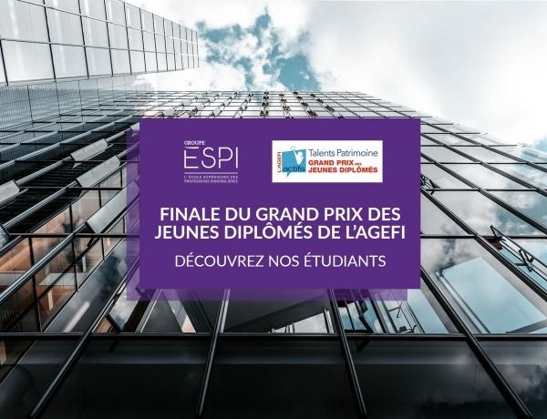 MARSEILLE | Découvrez nos 5 étudiants qualifiés pour la finale du « Grand Prix des Jeunes Diplômés » de l'AGEFI !