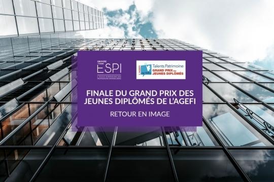 MARSEILLE   Retour sur la finale du Grand Prix des étudiants organisée par l'AGEFI  
