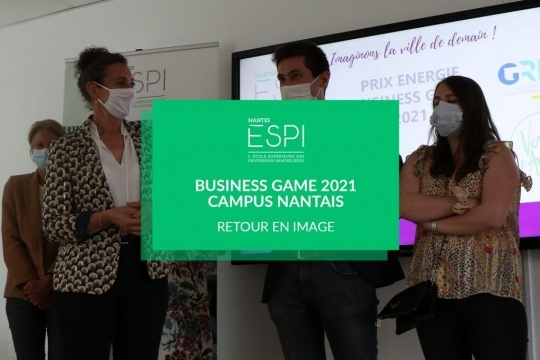 Nantes   Retour sur le Business Game session 2021 !