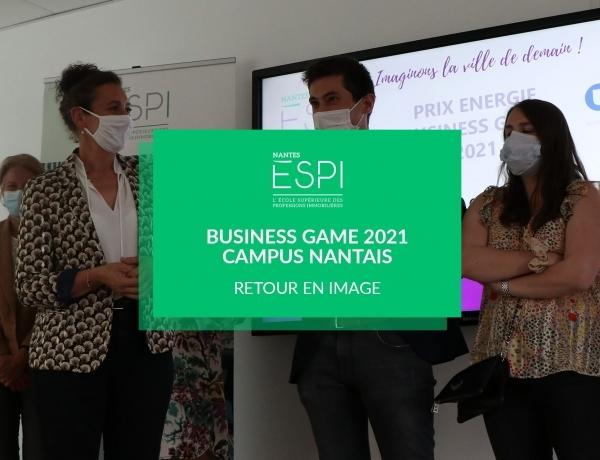 Nantes | Retour sur le Business Game session 2021 !