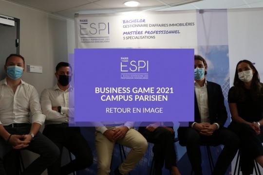 Paris   Retour sur le Business Game session 2021 !