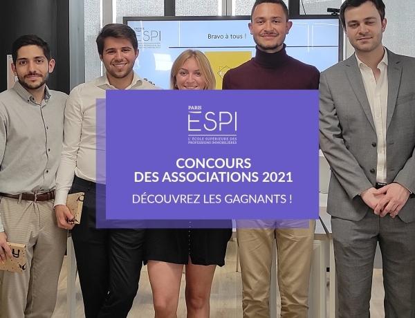 PARIS | Remise des prix du Concours des Associations 2021