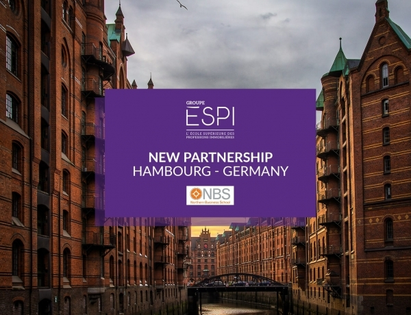INTERNATIONAL | New Erasmus+ partnership with NBS Northern Business School in Germany!