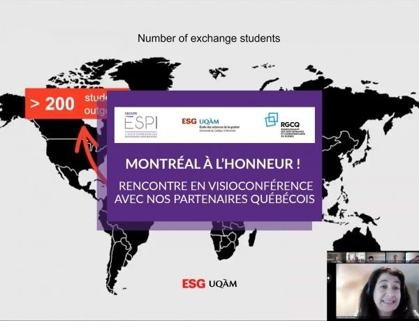 INTERNATIONAL | Montréal à l'honneur!