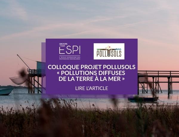 RECHERCHE | Présentation de Gaelle Audrain-Demey lors au Colloque final du projet POLLUSOLS : Pollutions diffuses de la terre à la mer