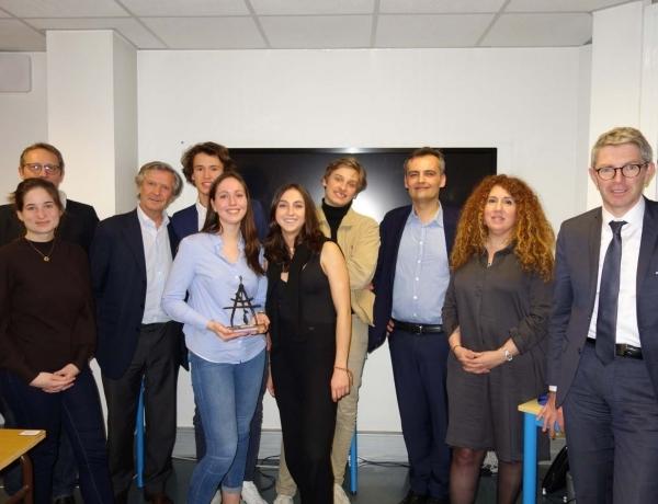 PARIS – 17ème partenariat avec le COBATY, avec la participation de l'ESITC et le concours des Fédérations du Crédit Agricole et de la SEIN