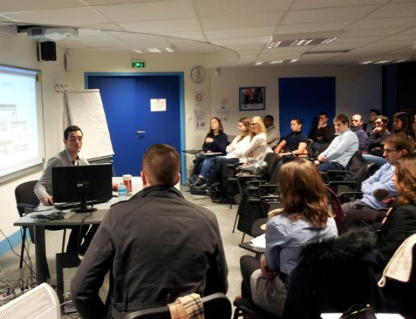 Conférence « Le logiciel Designeo 3D » pour le campus Nantes