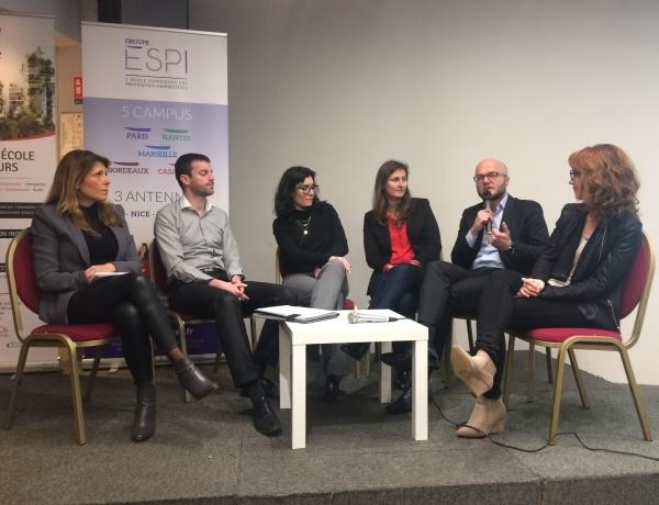L'ESPI et l'ESTP s'engagent sur les enjeux de la mixité en entreprise !