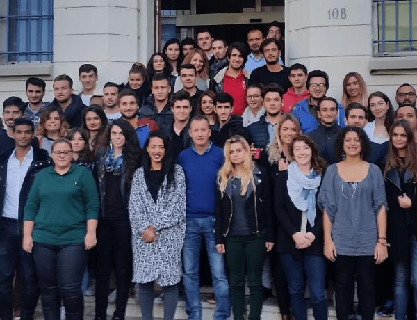 Une année pleine de rencontres pour le campus de Marseille