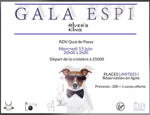 GALA ESPI PARIS 2016 – H-4