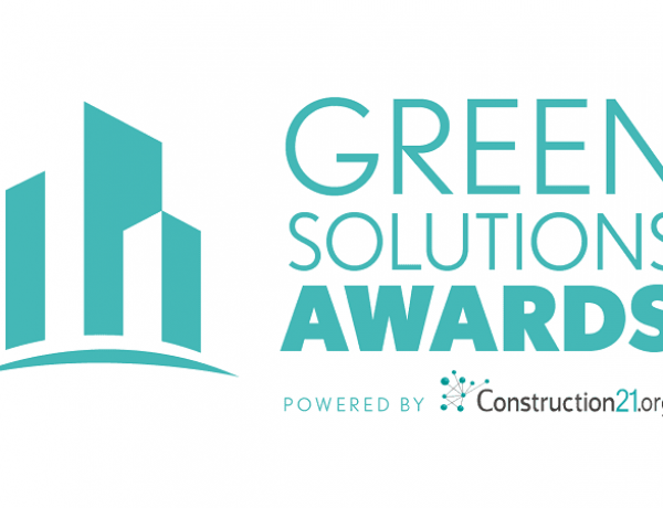 GROUPE | Top départ des Green Solutions Awards 2020-2021