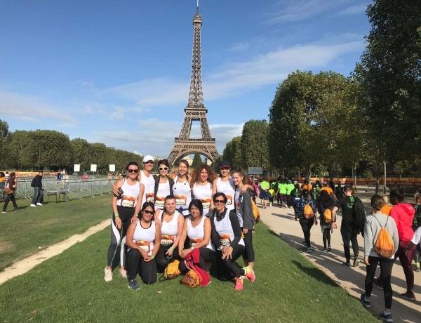 GROUPE | Pour la 2ème année consécutive, le Groupe ESPI a participé à La Parisienne !