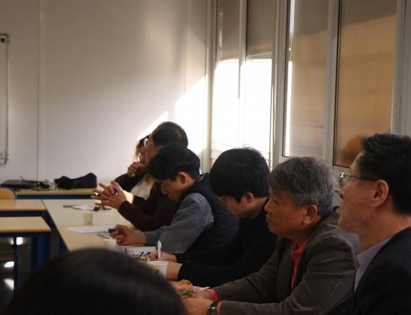PARIS – Accueil d'une délégation sud-coréenne et échange sur «La mixité public/privé dans la construction de logements en France»