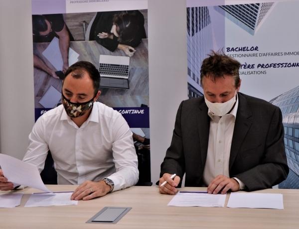 GROUPE | Un nouveau partenariat avec l'agence immobilière Proprioo