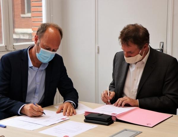 PARTENARIAT | Avec l'EM Normandie pour développer des formations initiales et continues en management immobilier