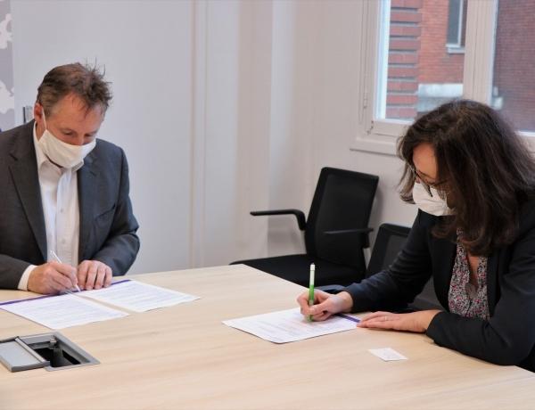 PARTENARIAT | Avec IN'LI, filiale du Groupe Action Logement & leader dans le domaine du logement intermédiaire
