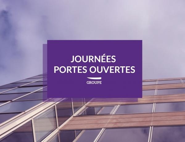 JOURNEES PORTES OUVERTES | Découvrez les métiers de l'immobilier !