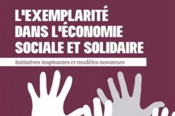 RECHERCHE   Cathy Zadra-Veil et Benjamin Fragny contribuent à la rédaction de l'ouvrage collectif «L'exemplarité dans l'économie sociale et solidaire»