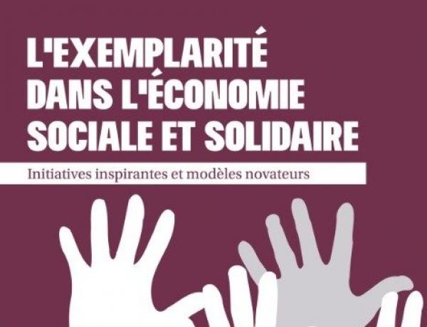 RECHERCHE | Cathy Zadra-Veil et Benjamin Fragny contribuent à la rédaction de l'ouvrage collectif «L'exemplarité dans l'économie sociale et solidaire»