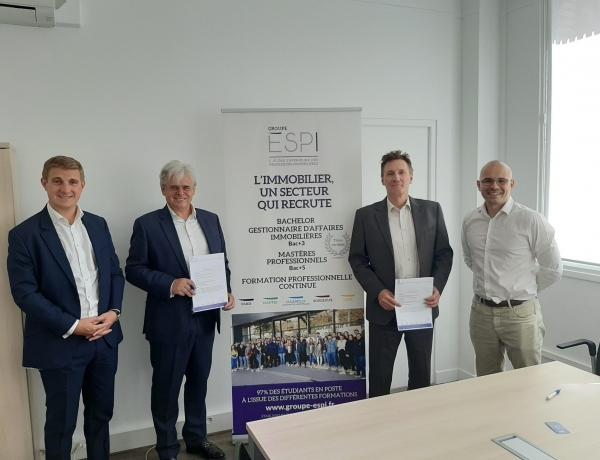 GROUPE | Un nouveau partenariat avec le promoteur immobilier HICCO